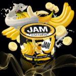 Jam кальянная смесь Банановый коктейль